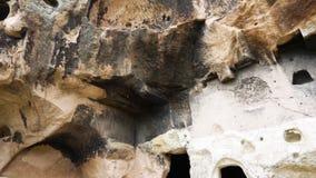 Felsen-Grab Phrygia-Tal in der Türkei stock video