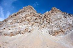 Felsen in Kichik-Alai-Strecke Lizenzfreies Stockfoto