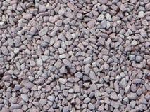 Felsen mit Moos Stockbild