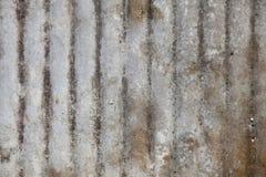 Felsen mit Ziegeln gedeckte gepflasterte Straße Stockfotos