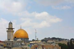 Felsen-Moschee Lizenzfreies Stockbild