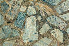 Felsen-Muster Stockbilder