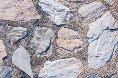 Felsen-Muster Lizenzfreie Stockbilder