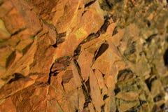 Felsen-Muster Stockfoto