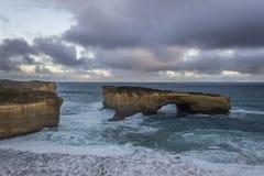 Felsen nähern sich 12 Aposteln Stockbilder