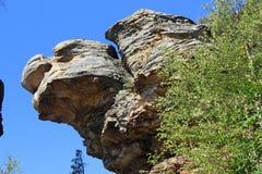 Felsen nannte ` das Adler ` Stockfotos
