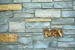 Felsen oder Steinwand Stockbild