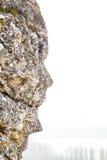 Felsen schaut menschlich Lizenzfreies Stockbild