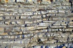 Felsen-Schichten lizenzfreies stockbild