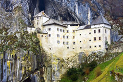 Felsen-Schloss Lizenzfreies Stockfoto