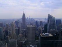 30 Felsen-Stadt-Ansicht Lizenzfreie Stockfotografie