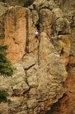 Felsen-Steigen Stockfotografie
