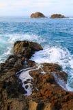 Felsen in Tenerife Lizenzfreie Stockbilder