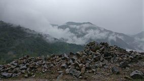 Felsen und Berge Stockfotografie