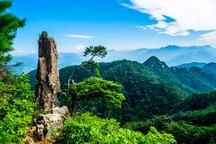 Felsen und Berge Lizenzfreies Stockbild