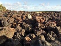 Felsen und Himmel Lizenzfreie Stockbilder