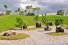 Felsen und Landschaft Stockbilder
