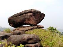 Felsen und Landschaft Stockfoto