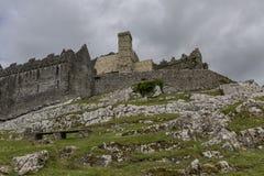 Felsen von Cashel 1623 Stockfotografie