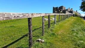 Felsen von Cashel, Irland stock footage