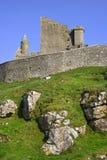 Felsen von Cashel in Irland Stockfotografie