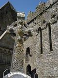 Felsen von Cashel, Irland Lizenzfreie Stockfotografie