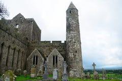Felsen von Cashel, Irland Stockbilder