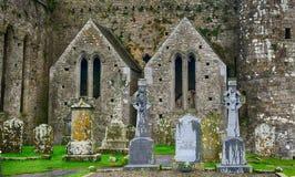 Felsen von Cashel, Irland Stockfotografie