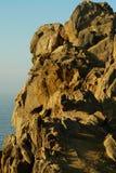 Felsen von Puerto-Inka lizenzfreie stockfotos