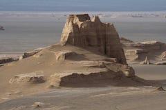 Felsen-Wüsten-Land Lizenzfreie Stockbilder