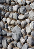 Felsen-Wand Stockfoto