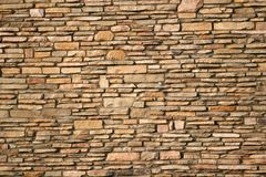 Felsen-Wand Lizenzfreie Stockfotografie