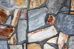Felsen-Wand Stockfotos