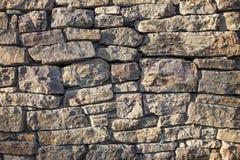 Felsen-Wand Lizenzfreie Stockfotos
