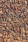 Felsen-Wand Lizenzfreies Stockbild