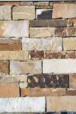 Felsen-Wand-Hintergrund Lizenzfreies Stockbild