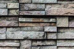 Felsen-Wandziegelstein des Hintergrundes alter/Wandsteinbeschaffenheit Lizenzfreies Stockfoto