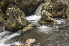 Felsen zu Tran stockbilder