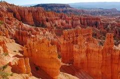 Felsenanordnungen, Bryce Schlucht-Nationalpark, Utah Lizenzfreie Stockfotos