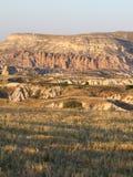 Felsenberg in Cappadocia Lizenzfreies Stockfoto