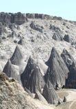 Felsenberg in Cappadocia Lizenzfreie Stockbilder