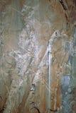 Felsenbergsteiger auf Schergranitgesicht von EL Capitan. Stockfotos