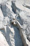 Felsengesicht einer Klippe Stockfoto