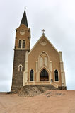 Felsenkirche - Church in Namibia Stock Photo