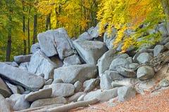 Felsenmeer Στοκ φωτογραφία με δικαίωμα ελεύθερης χρήσης