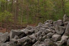 Felsenmeer Fotografia Stock