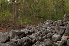 Felsenmeer Stock Photography