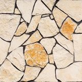 Felsenwandhintergrund Stockbilder