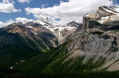 Felsige Berge Lizenzfreies Stockbild