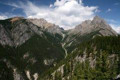 Felsige Berge Stockbild